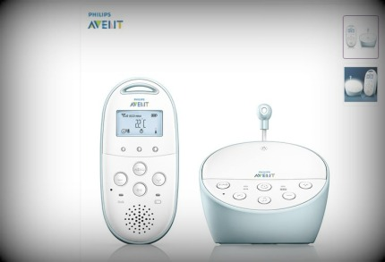 Baby Monitor Netherlands Philips Avent