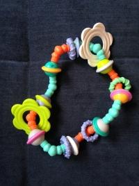 Imaginarium amsterdam rattle baby toy