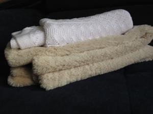 Zara Mini Home Baby Blanket Amsterdam Netherlands