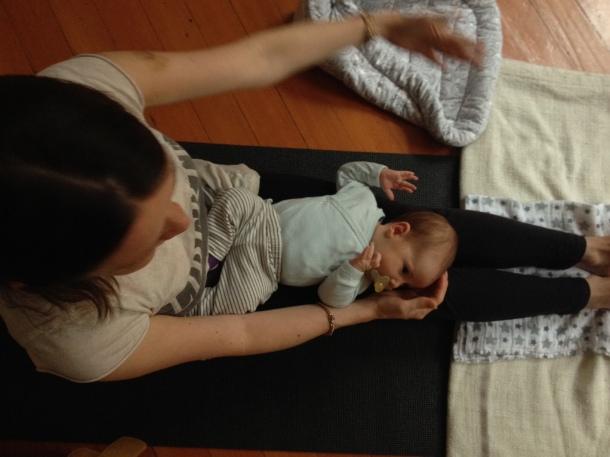 baby activities yoga amsterdam