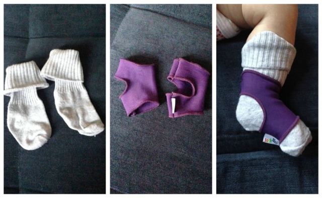Sock Ons Baby Accessories