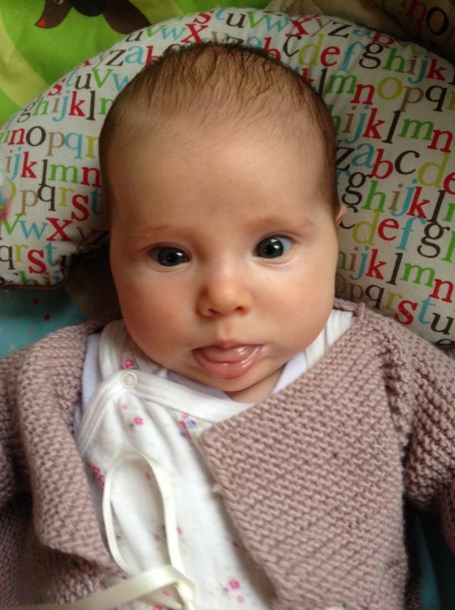 baby 12 weeks routine amsterdam