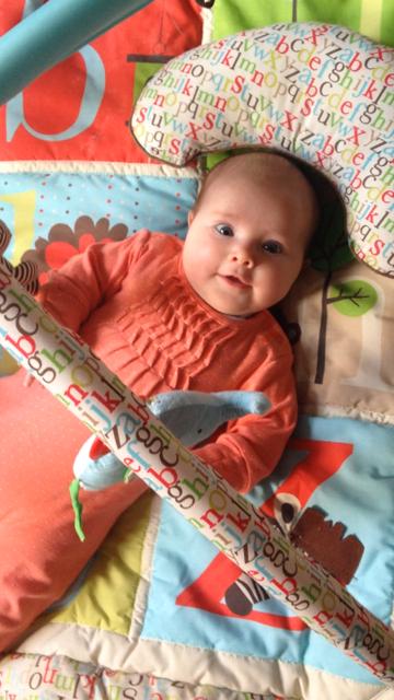 Skiphop baby activity mat playing